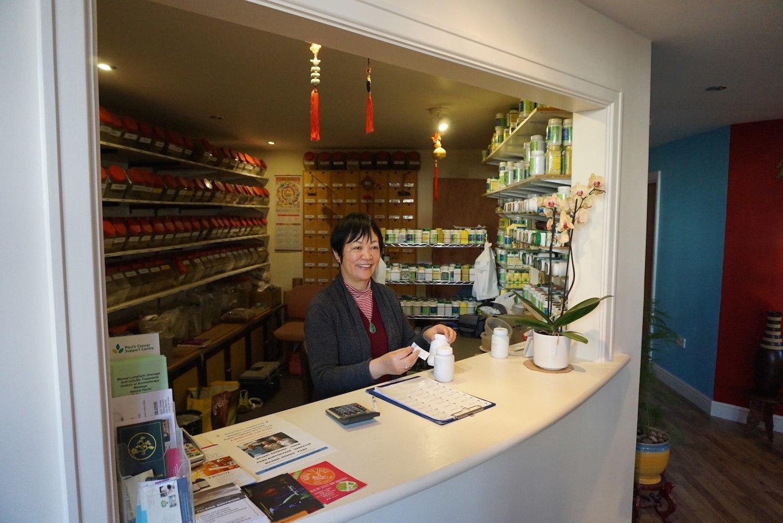 Yuan_Centre_The Green Healer_Herbal_Dispensary