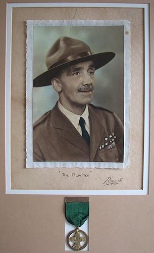 Yuan_Centre_History_Atlasta_Hall_Henry Ingall_Awarded the Medal Of Merit in 1936